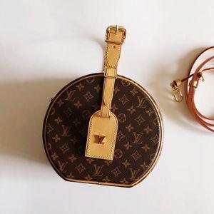 Louis Vuitton 路易·威登复古帽箱手提包