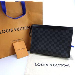 Louis Vuitton 路易·威登黑格手包
