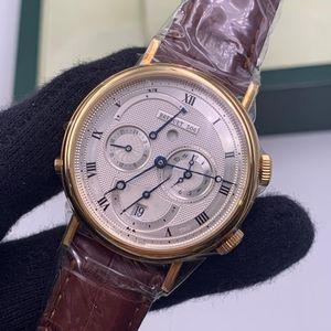 Breguet 宝玑经典系列男款机械腕表