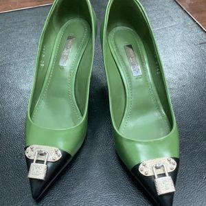 Louis Vuitton 路易·威登低跟鞋