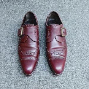 DOLCE&GABBANA 杜嘉班纳男士皮鞋