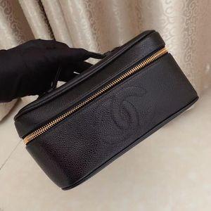 CHANEL 香奈儿鱼子酱化妆手提包