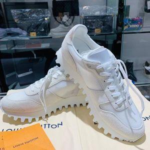 Louis Vuitton 路易·威登白色运动鞋
