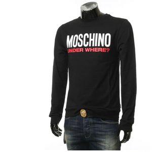 Moschino 莫斯奇诺男士套头卫衣