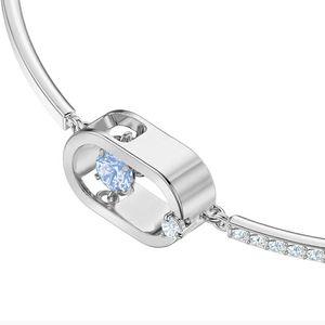 SWAROVSKI 施华洛世奇女士穿孔仿水晶珍珠手链