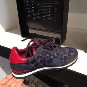 COACH 蔻驰运动鞋