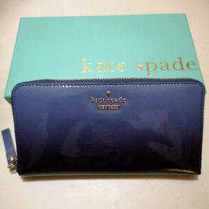 Kate Spade 凯特·丝蓓长款渐变色钱包
