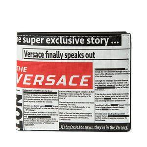Versace 范思哲男士牛皮手拿包