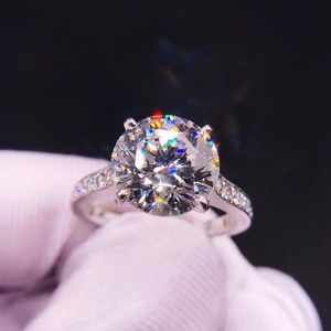 Cartier 卡地亚4.38ct钻石戒指