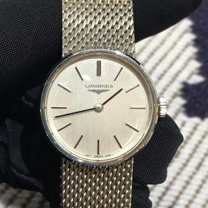 LONGINES 浪琴优雅律雅系列机械腕表