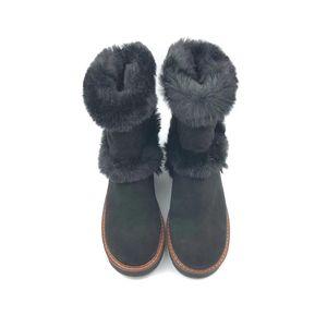 COACH 蔻驰雪地靴