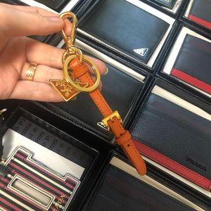 PRADA 普拉达钥匙链挂件