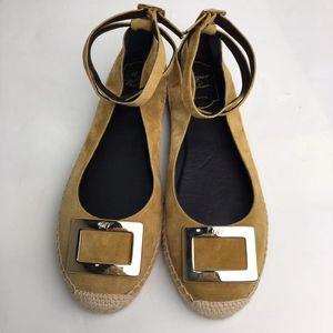 Roger Vivier 罗杰·维维亚女士系带懒人平底鞋