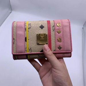 MCM  短款钱包