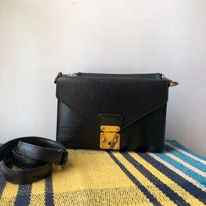 Louis Vuitton 路易·威登水波纹双面公文包