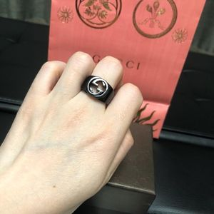 GUCCI 古驰925银戒指