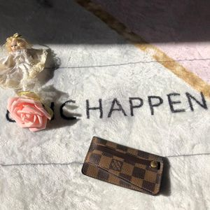 Louis Vuitton 路易·威登棋盘格车钥匙包