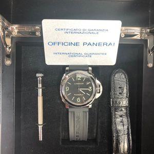 Panerai 沛纳海LUMINOR PAM00112机械表
