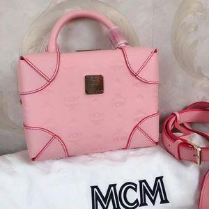 MCM  单肩两用手提包