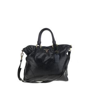 PRADA 普拉达黑色手提包