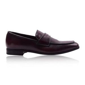 PRADA 普拉达男士牛皮商务正装鞋