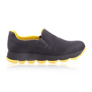 PRADA 普拉达女士网布休闲运动鞋