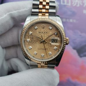 Rolex 劳力士日志116233自动机械男表