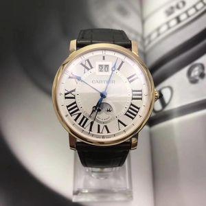 Cartier 卡地亚机械表