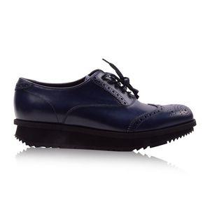 PRADA 普拉达男士牛皮休闲运动鞋
