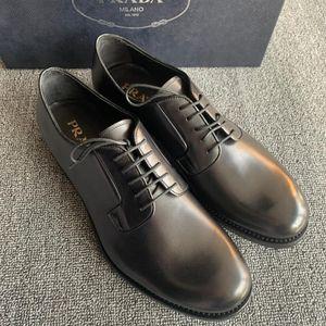 PRADA 普拉达皮鞋