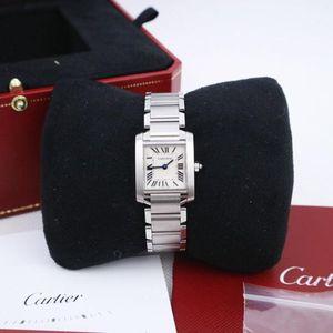 Cartier 卡地亚石英表