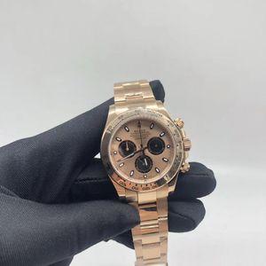 Rolex 劳力士宇宙计型迪通拿116505系列机械表