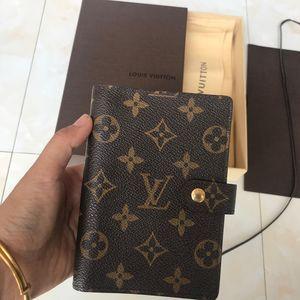 Louis Vuitton 路易·威登手帐本