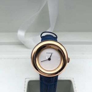 Chaumet 尚美巴黎18k黄金女士腕表