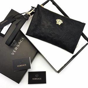 Versace 范思哲全皮手包