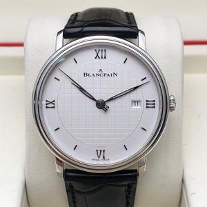 Blancpain 宝珀6651-1143-55B机械表