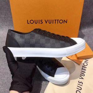 Louis Vuitton 路易·威登棋盘格男士休闲鞋