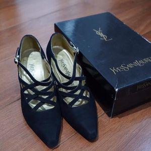 Yves Saint Laurent 伊夫·圣罗兰高跟鞋