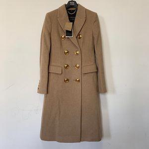 Burberry 博柏利女款羊绒大衣