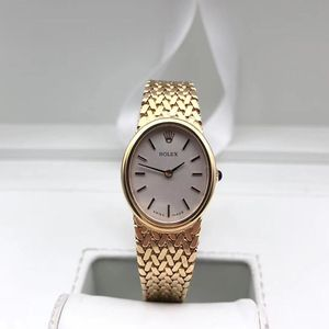 Rolex 劳力士切利尼系列黄金女士腕表