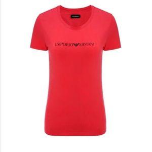 Emporio Armani 安普里奥·阿玛尼T恤