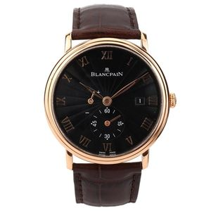 Blancpain 宝珀6606-3630-55B机械表