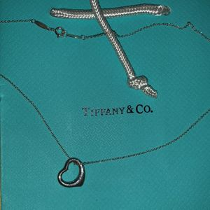 Tiffany & Co. 蒂芙尼心形吊坠项链