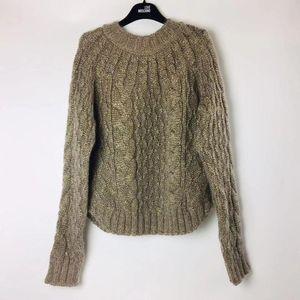 Saint Laurent Paris 圣罗兰套头针织羊衫