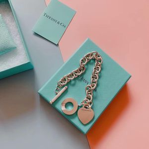 Tiffany & Co. 蒂芙尼经典爱心手链