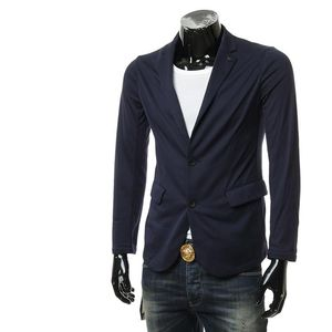 Emporio Armani 阿玛尼男两粒扣休闲西装外套西服