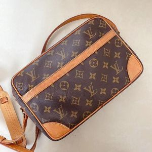 Louis Vuitton 路易·威登横版相机包