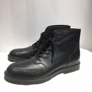 Alexander Wang 亚历山大·王男士皮质休闲短靴男士皮鞋