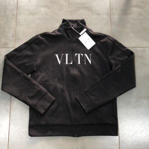 Valentino 华伦天奴黑色外套
