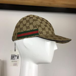 GUCCI 古驰logo棒球帽